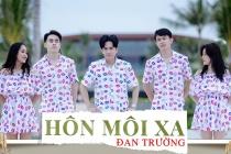Ca sĩ Đan Trường khoe vẻ phong trần bên người mẫu ngoại quốc trong MV mới