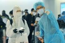 Việt Nam ghi nhận 4 ca mắc COVID-19 nhập cảnh