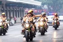 Hà Nội cấm đường và hướng di chuyển mới trong thời gian Đại hội XIII của Đảng