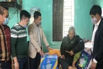 """CLB Báo chí Hà Tây gửi lời cảm ơn các Mạnh thường quân đồng hành cùng chương trình từ thiện """"Tết cho người nghèo quê ta"""""""