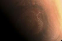 CNSA công bố ảnh độ phân giải cao về Sao Hỏa