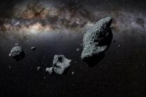 Ba tiểu hành tinh sắp bay qua Trái Đất
