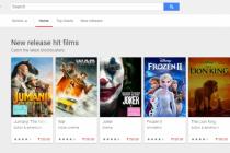 Google loại bỏ dịch vụ Play Movies & TV trên các dòng TV thông minh