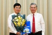 Ông Phan Thanh Tùng làm Phó giám đốc Sở Tư pháp TPHCM