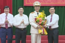 Công an tỉnh Nghệ An có tân Giám đốc mới