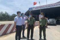 4 địa phương tại Thừa Thiên Huế thực hiện giãn cách xã hội