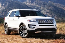 Ford triệu hồi hơn 660.000 xe Explorer