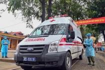 Bắc Giang: 60 ca mắc COVID-19 liên quan đến ổ dịch ở Công ty TNHH Shin Young