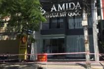Đà Nẵng: Khởi tố vụ án liên quan đến ổ dịch tại thẩm mỹ viện Amida