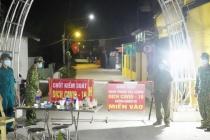 Hà Nam: Cách ly xã hội toàn xã Công Lý từ 0h ngày 16/5