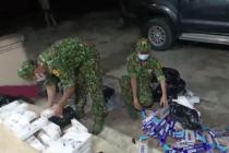 Tây Ninh: Ngăn chặn 4 vụ buôn lậu và 1 đối tượng nhập cảnh trái phép