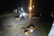 Cẩm Khê, Phú Thọ: 5 thanh niên tử vong, 3 người nguy kịch trong đêm Trung thu