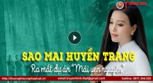 Sao Mai Huyền Trang ra mắt dự án 'Mãi vẹn nguyên' tri ân các liệt sĩ
