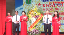 Hà Nội: Lễ khai giảng năm học mới tại ngôi trường 100 năm tuổi