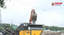 Công nghệ mới trong xử lý chất thải rắn xây dựng