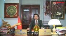 Chủ tịch VATA và VGJA gửi lời chúc tết đến tập thể cán bộ hội viên