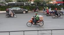 Điểm nóng: Xe ôm công nghệ - 'mặc kệ' luật giao thông