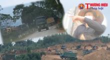 Cẩm Khê - Phú Thọ: 'Binh đoàn' xe tải 'náo loạn' một vùng quê
