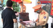 Hà Nội: Sau 1 tuần ra quân, 6 chốt liên ngành xử phạt 980 triệu đồng