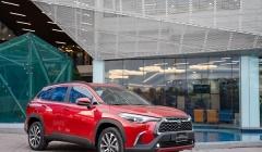 Toyota Corolla Cross ra mắt tại thị trường Việt Nam