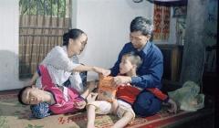 Chung tay hành động vì nạn nhân chất độc da cam Việt Nam