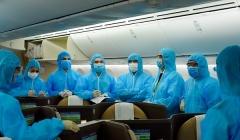 Bamboo Airways thực hiện chuyến bay đặc biệt đến Dubai đưa công dân Việt Nam hồi hương