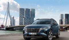 Hyundai Tucson 2021 bất ngờ với diện mạo ở thế hệ mới