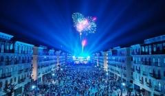 Nam Phú Quốc rực rỡ chưa từng thấy trong đại tiệc nghệ thuật và pháo hoa chào đón Phú Quốc lên thành phố
