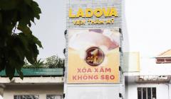 TP. HCM:Viện thẩm mỹ Ladova tiếp tụcbị xử phạt về quảng cáo sai phép