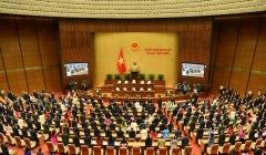Sáng nay, Quốc hội nghe báo cáo về kinh tế xã hội và ngân sách nhà nước