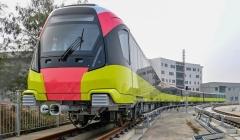 Tạm dừng thi công ga ngầm tuyến Metro Nhổn - ga Hà Nội do vướng mặt bằng