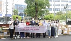 Tổng cục Du lịch Hàn Quốc đồng hành tiếp sức đội ngũ y bác sĩ tuyến đầu