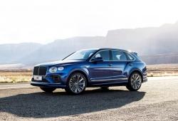 Bentley Bentayga Speed 2021 chính thức ra mắt