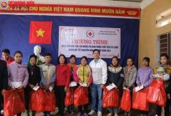 Phú Thọ: Mang Tết đến người nghèo và Nạn nhân chất độc da cam