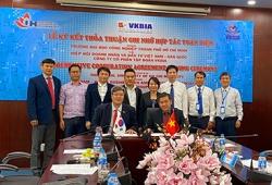 VKBIA - IUH: Liên kết giáo dục - đào tạo, phát triển nguồn nhân lực chất lượng cao