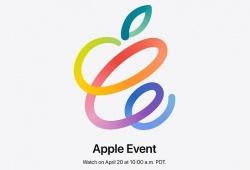 Apple sẽ tổ chức sự kiện Spring Loaded vào ngày 20/4 tới
