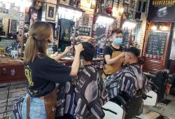 Hộ kinh doanh cắt tóc, gội đầu… phải đóng thuế GTGT 5% và thuế TNCN 2%