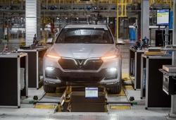 Ô tô điện tự lái của VinFast sẽ mở bán vào năm 2023