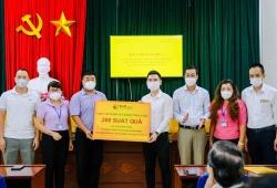 T&T Group trao tặng 3.000 suất quà cho người dân Hà Nội gặp khó khăn do Covid-19