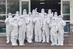 Hơn 18.000 F0 tại Bệnh viện Dã chiến số 1 TP.HCM xuất viện trong 3 tháng