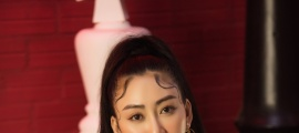 Hoa hậu Võ Nhật Phượng được mời làm đại sứ thương hiệu mỹ phẩm nổi tiếng