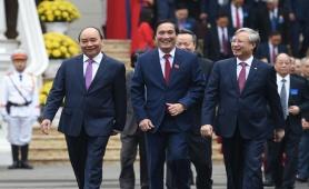Thủ tướng Nguyễn Xuân Phúc dự khai mạc Đại hội Đảng bộ tỉnh Phú Thọ lần thứ XIX