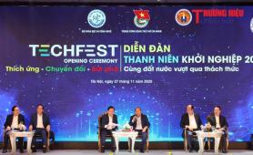 TechFest 2020 tại Hà Nội - Chuỗi hoạt động nổi bật hỗ trợ khởi nghiệp