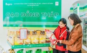 Đón Xuân Tân Sửu, Hapro có nhiều mặt hàng ưu đãi, thỏa sức mua sắm!