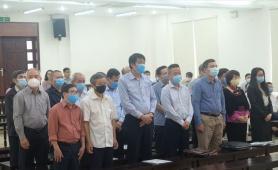 Vụ án Gang thép Thái Nguyên: Nhiều bị cáo xin được giảm nhẹ hình phạt