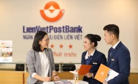 Cộng hưởng chuyển đổi số, LienVietPostBank nắm lợi thế bứt phá