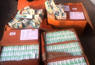 Thu giữ gần 5.500 vỉ tân dược nghi nhập lậu tại An Giang