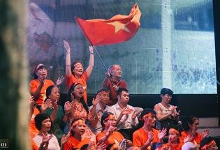 'Quán thanh xuân' tháng 5 thắp bùng lên cảm xúc tự hào về bóng đá Việt Nam