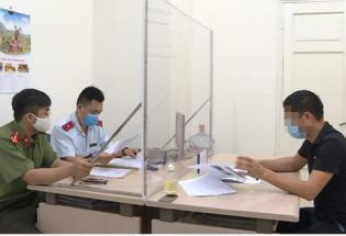 Xử phạt đối tượng tung tin 'Hà Nội phong tỏa' 12,5 triệu đồng