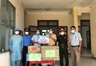 Phòng CSGT Công an Quảng Bình: Thức cho dân ngủ, làm cho dân tin